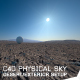 desert exterior render setup c4d(physical sky) - 3DOcean Item for Sale