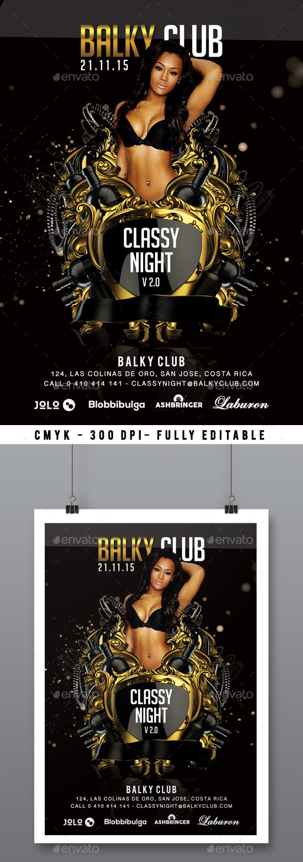 Club Classy Party - Clubs & Parties Events