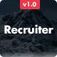 Recruiter - Responsive Email + Online Builder Nulled
