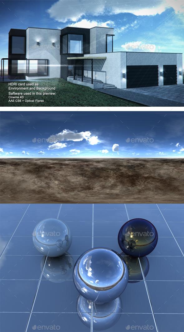Daylight Desrt 23 - 3DOcean Item for Sale