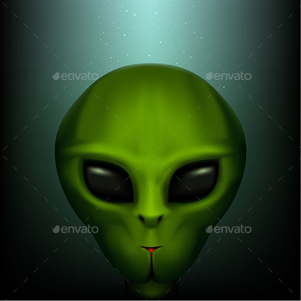 The Alien Portrait - Miscellaneous Conceptual