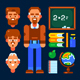 Teacher - GraphicRiver Item for Sale