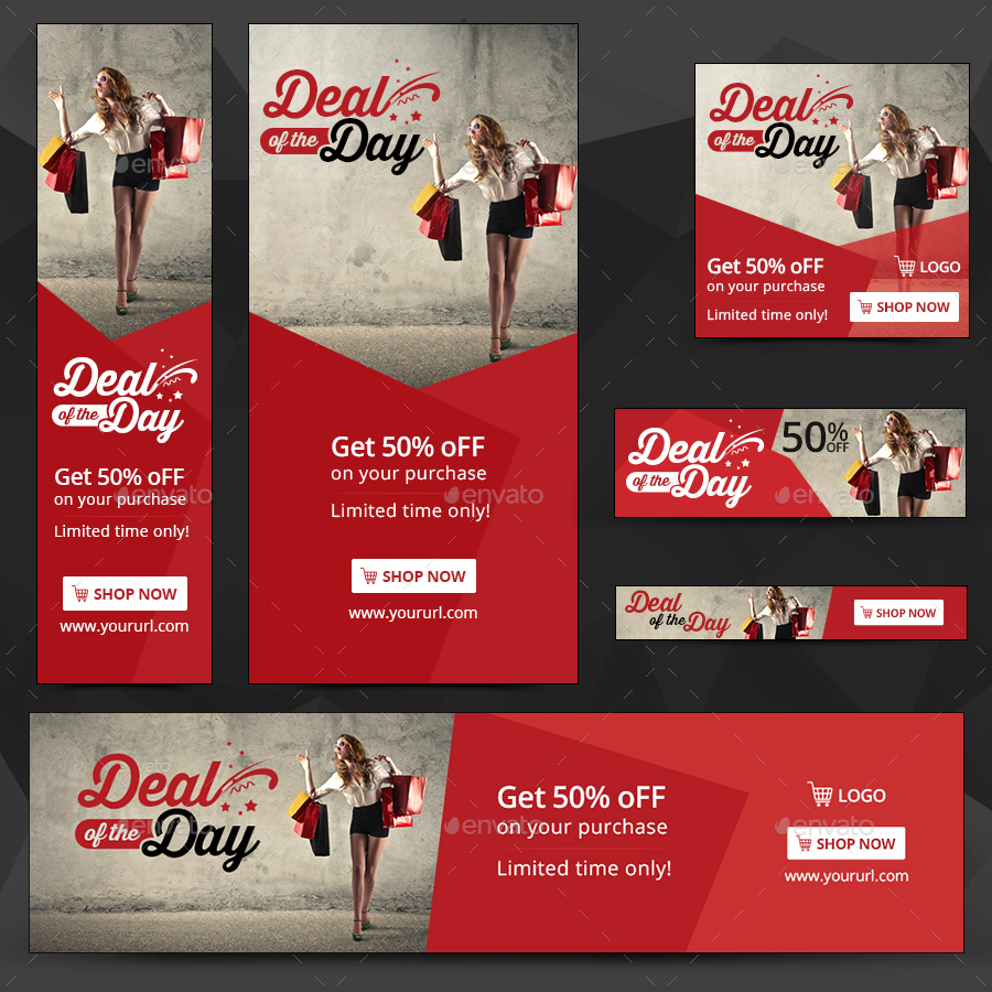 Sales Banners by doto | GraphicRiver