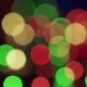 Bokeh New Year Tree Lights Twinkling - VideoHive Item for Sale