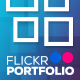 Flickr Portfolio - Wordpress Plugin