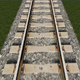 Moving Railroad Tracks - VideoHive Item for Sale