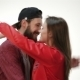 Couple Hipsters, Man And Woman Hugging - VideoHive Item for Sale