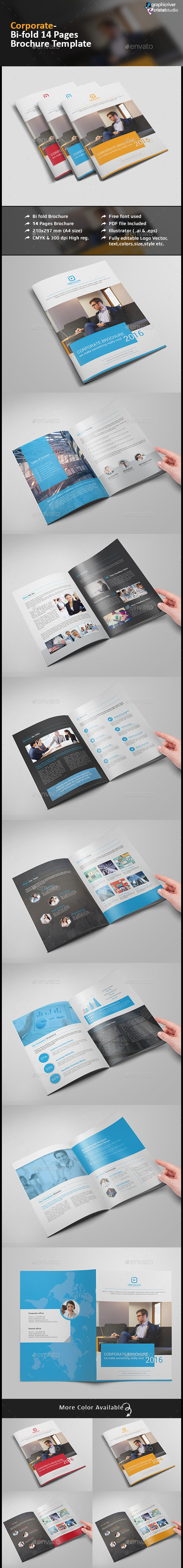 Corporate Brochure-14 Pages - Corporate Brochures