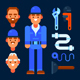 Plumber - GraphicRiver Item for Sale