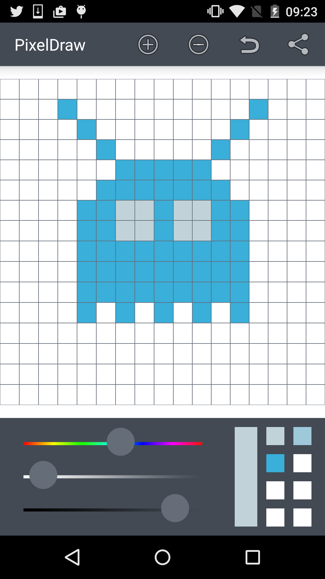 Pixel Draw Android App By Rssyow Codecanyon