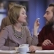 Young Happy Couple Romantic Date At Restaurant - VideoHive Item for Sale