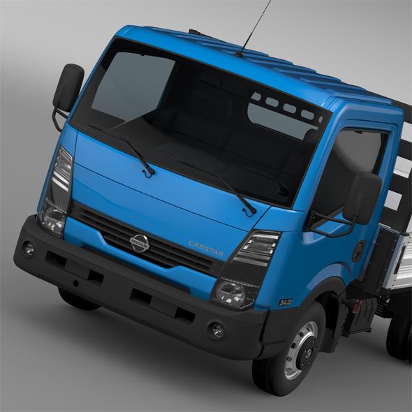 Nissan Cabstar Tipper 2015 - 3DOcean Item for Sale