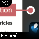 Resumes (5 Pack) - GraphicRiver Item for Sale
