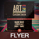 Art Expo Flyer - GraphicRiver Item for Sale