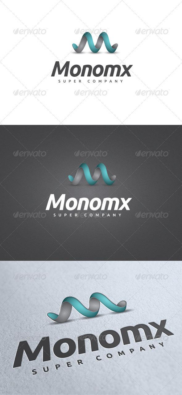 M - Modern Logo !! - Vector Abstract