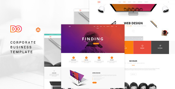Do – Corporate Business Theme