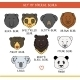 Bears Set - GraphicRiver Item for Sale