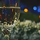 Glass Of Wine In The Christmas Night 4 - VideoHive Item for Sale