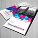 Clean Abstract Tri-fold Brochure 02 - GraphicRiver Item for Sale