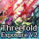 Threefold Exposure Template V2 - GraphicRiver Item for Sale