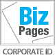 FULL CORPORATE ID PACKAGE-BIZPAGES - GraphicRiver Item for Sale