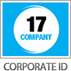 FULL CORPORATE ID PACKAGE - BLUE - GraphicRiver Item for Sale