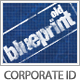Full Corporate ID Package - old BLUEPRINT - GraphicRiver Item for Sale