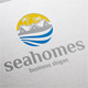 Sea Homes Estate Logo - GraphicRiver Item for Sale