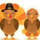 Thanksgiving Turkey Pilgrim Vector Art - GraphicRiver Item for Sale