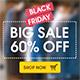 Black Friday Banner - GraphicRiver Item for Sale