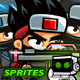 Ninja 2D Game Character SpriteSheets 03 - GraphicRiver Item for Sale