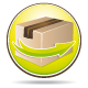 Green delivery icon - GraphicRiver Item for Sale