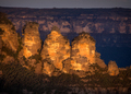 Three Sisters at sunset - PhotoDune Item for Sale