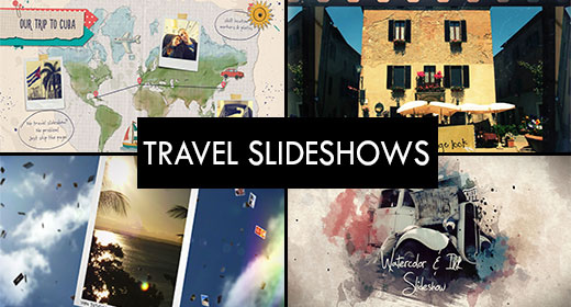 The Best Travel Slideshows
