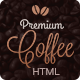 Coffee Shop | Multipage HTML Restaurant Template Nulled