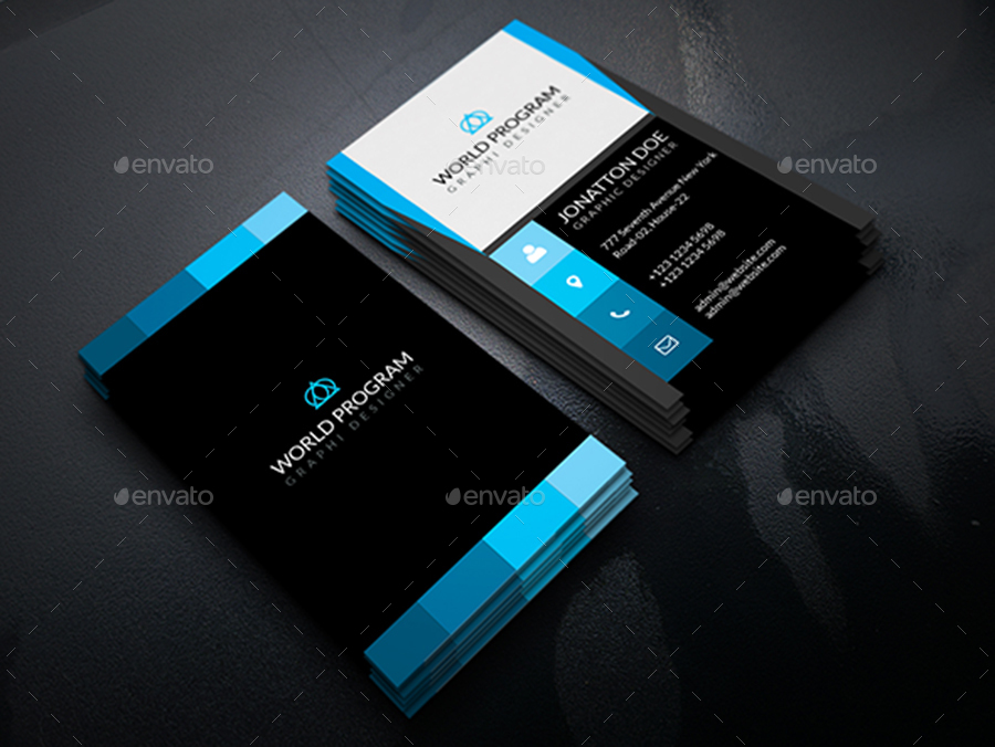 Amazing business card template 161 by newdesigner1985 graphicriver amazing business card template 161 business cards print templates screenshot1 screenshotg colourmoves