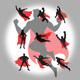 Superhero Silhouettes - GraphicRiver Item for Sale