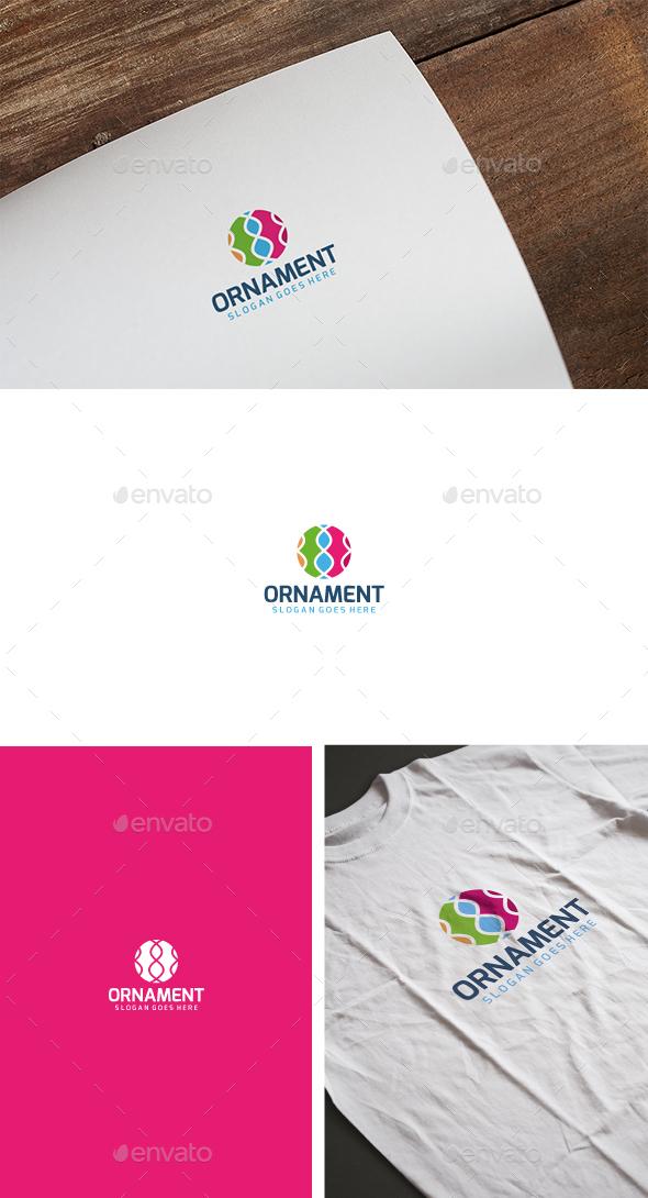 Ornament Creative Logo - Crests Logo Templates