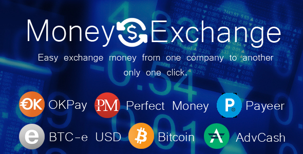 Money Exchange Script - CodeCanyon Item for Sale
