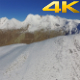 Aerial First Snow - VideoHive Item for Sale