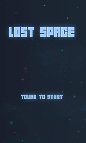 Lost Space-Html5 Mobile game