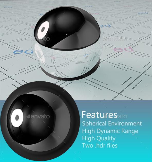 Studio HDRi 012 - 3DOcean Item for Sale