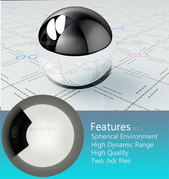 Studio HDRi 014 - 3DOcean Item for Sale