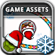 Christmas Chain Game Assets