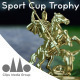 3D Sport Cup Trophy 05 - VideoHive Item for Sale