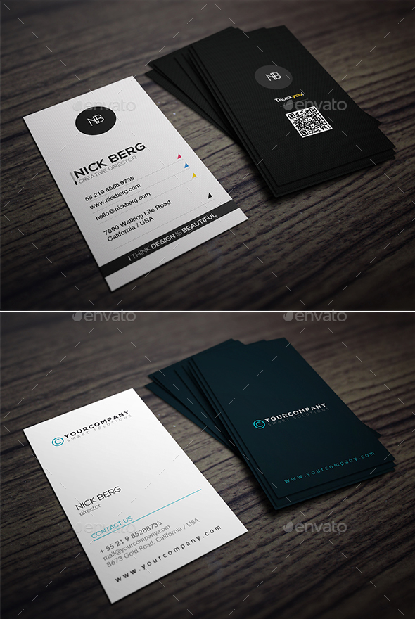 Business Card Bundle Vol. 0 - Creative Business Cards