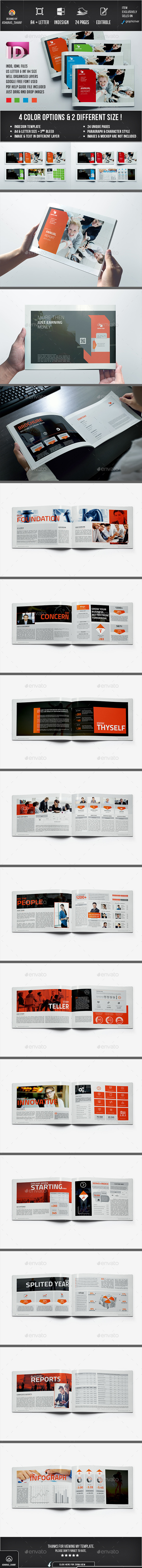 The Annual Report - Corporate Brochures