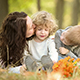Happy Family Playing Outdoors - VideoHive Item for Sale