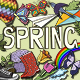 Spring Elements Set - GraphicRiver Item for Sale