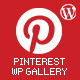 PinWorks+ Wordpress Pinterest Gallery Widget - CodeCanyon Item for Sale